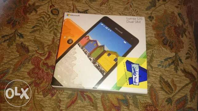 microsoft lumia 535 (used) طنطا -  4