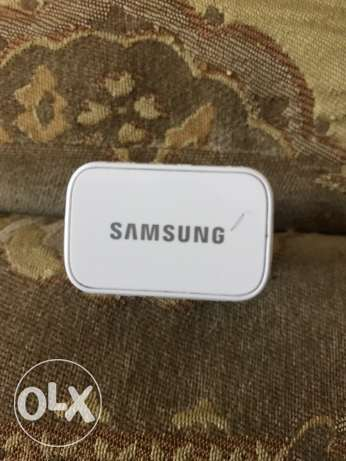 Samsung S7 edge adaptive Plug fast charger Out of box المندرة -  3