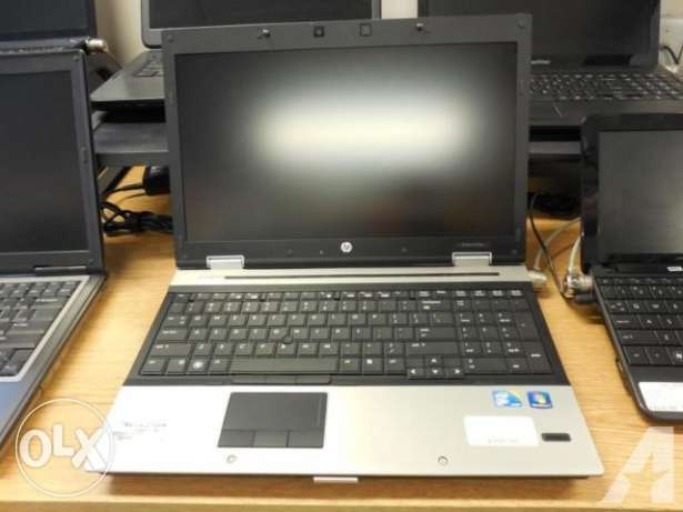 لاب HP Elitebook 8540P وارد إيطاليا