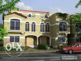 Twin-house located in New Cairo for sale 320 m2, Dyar Park