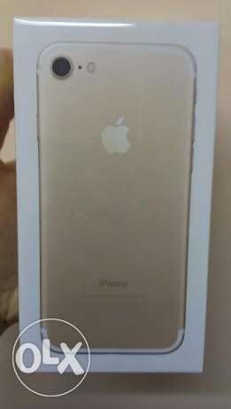 Iphone 7 128 g Gold