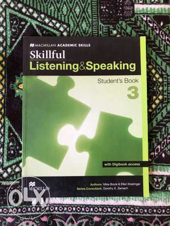 Amideast's listening and Speaking book for level 3