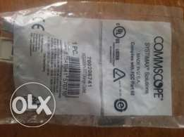 موديل شبكات كات 6 - Module Cat 6 - Systimax ( Commscope )