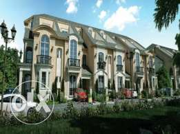 Townhouse located in New Cairo for sale 260 m2, Layan