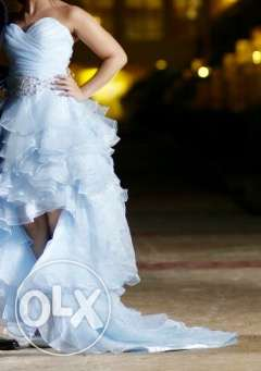 Light blue dress سيدي بشر -  1