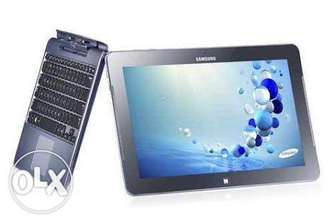 For sale Hyprid Tablet samsung ativ smart pc 500T in best condition Wi