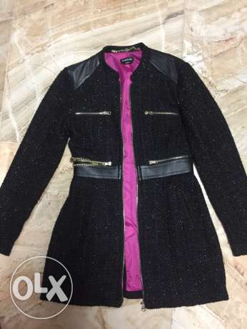 Bebe jacket size Small worn once from USA