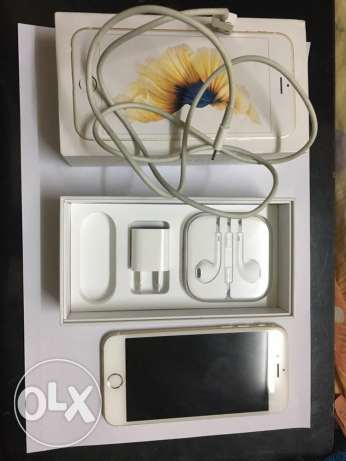 iphone 6s gold 64 gig - very good condition مدينة نصر -  2