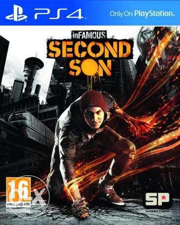 infamous second son For Sale