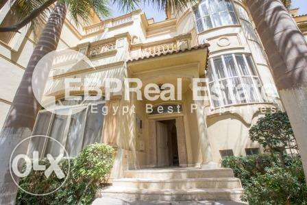Villa for rent in Compound in New Cairo for short and long term