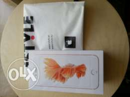 Apple iphone 6s 32 GB Rose Gold New