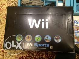 wii nintendo sport with extra controller and 3 original games