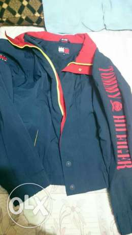 Tommy Hilfiger xxl made in Philippines from USA