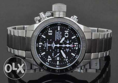 ALBA water resistant 10 BAR chronograph