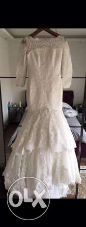 San Patrick Wedding dress - Rivoli