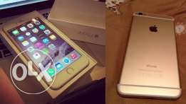 For sale iphone 6 plus gold 16 GB