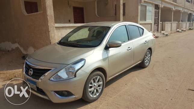 Nissan Sunny 2016 Nu 2 for 172000