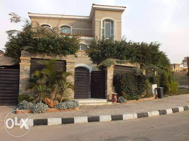 For sale standalone villa sample N in Rehab Hills
