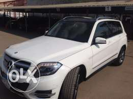 Mercedes-Benz GLK 250 luxury 2015