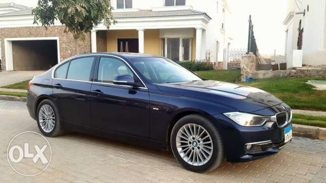 BMW 320I لاكشري 2015 New Cairo - Other - image 2