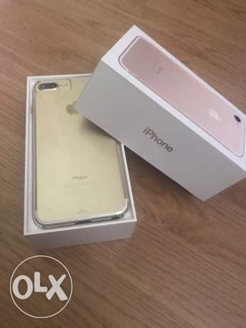 I phone 7 plus 250Gp