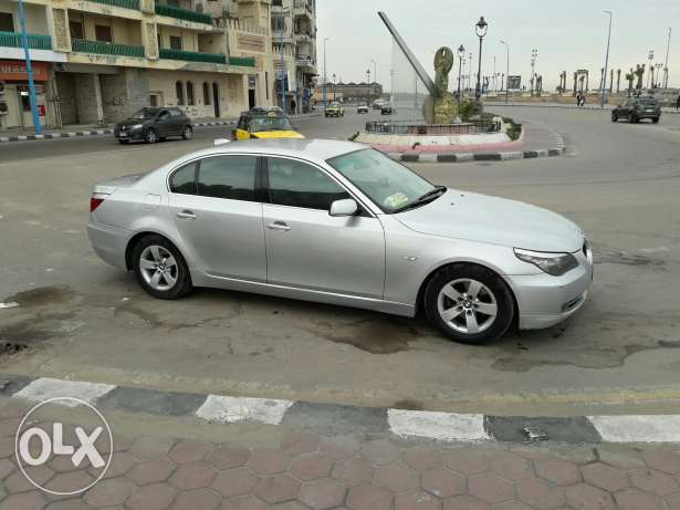 BMW 523i 2008 factory condition