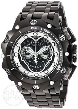 Invicta Men's 20421 Venom Analog Swiss quartz Black Watch