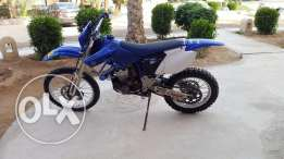 Yamaha WRF450 for sale in very good condition