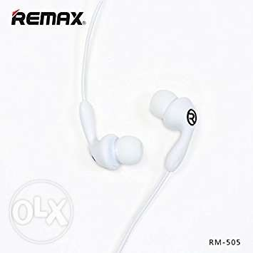 Remax 505 candy earphones شبرا -  3