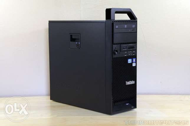 Lenovo S30 Workstation E5-1650 Turbo 3.80 GHz