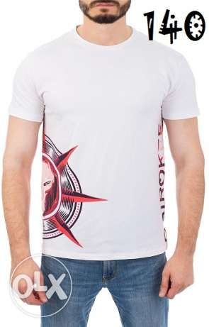 White Cairokee T-Shirt