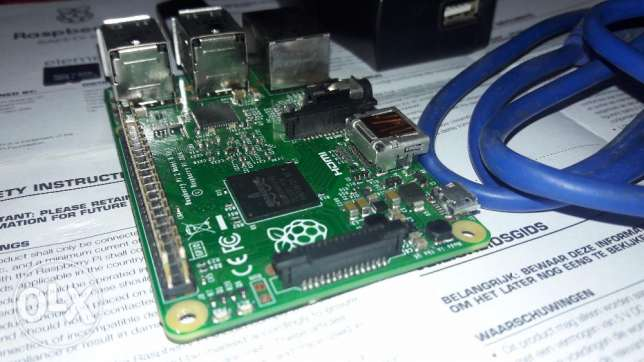 RASPBERRY PI 2 Model B Package