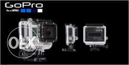 Gopro here4 for sale. للبيع