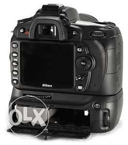 Nikon D-90 Shutter 11K + Battery Grip + 2 Batteries مدينة نصر -  3