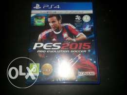 cd pes 2015 ps 4 عربي واجنبي