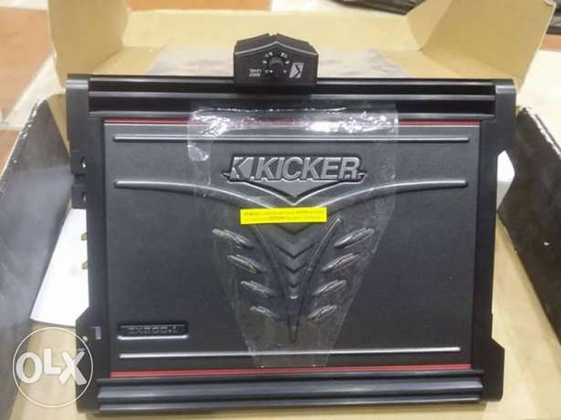 2 kicker amp for sale