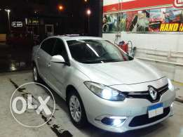 Fluence 2015 Highline E3SR (Sunroof) Fabric 25000 km only