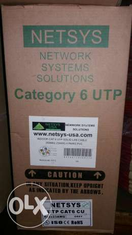 Netsys cat6 Cable 305 metr