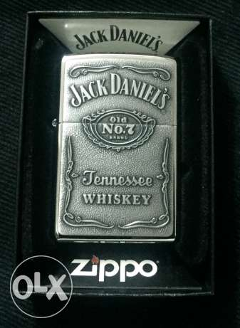 Original Unique Jack Daniels Zippo Lighter