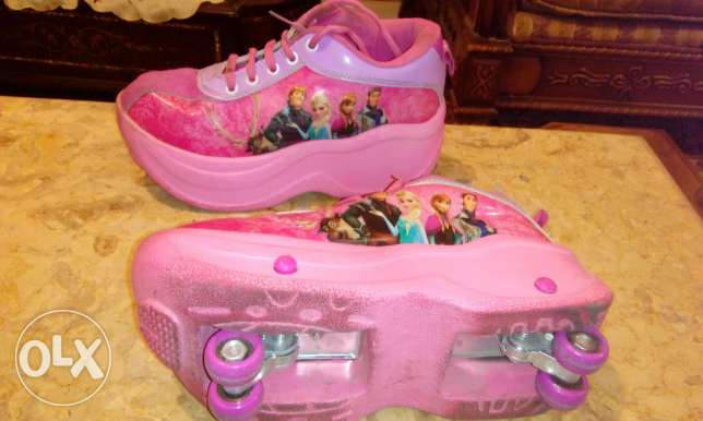 Shoes with wheels مدينة نصر -  2
