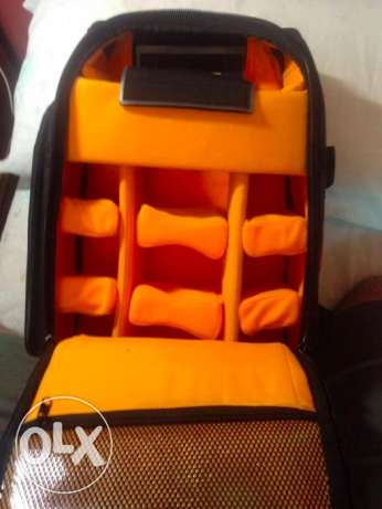 [Like new] Laptop, Camera and Accessories Pack Bag