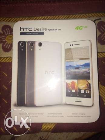 mobil htc 728 ultra edition from UAE لسه في كرتونته