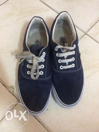 vans of the wall size 44 نادر جدا