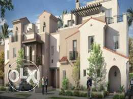 Townhouse located in New Cairo for sale 280 m2, Mivida
