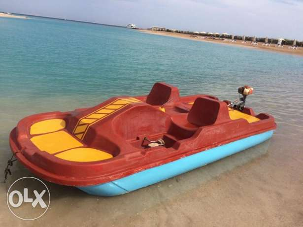 In Hurghada for sale catamaran, second hand, made in Germany, 3,5 CC الغردقة -  6