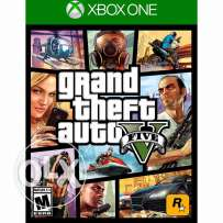 GTA V Game for Xbox One