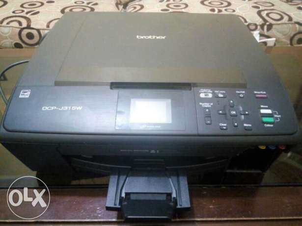 Printer and scanner DCP-J315W