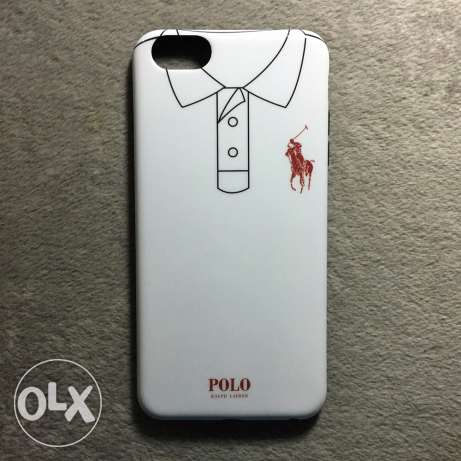 iPhone 6 Plus Ralph Lauren Hard Silicone Back Cover