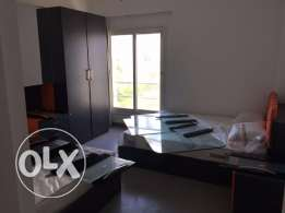 Ground chalet in Amwaj for sale Fully finished and furnished