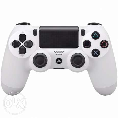 perfect ps4 white controller